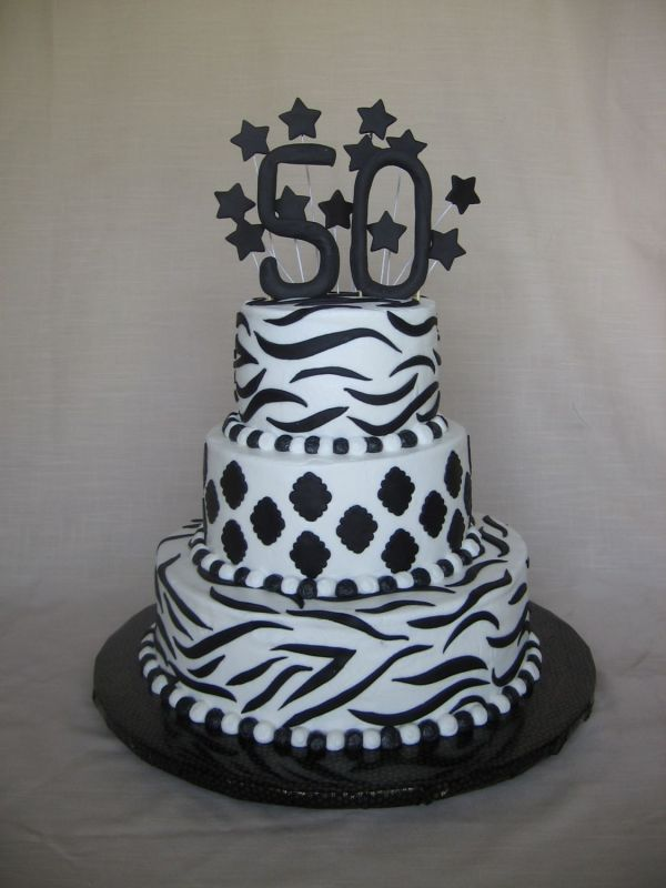 Black And White 50th