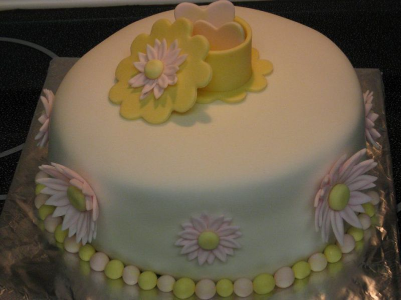 Covering Cupcake With Rolled Fondant Wilton Party ...