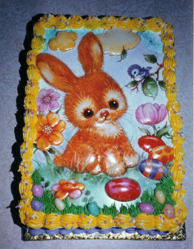 easter cakes. EASTER CAKE