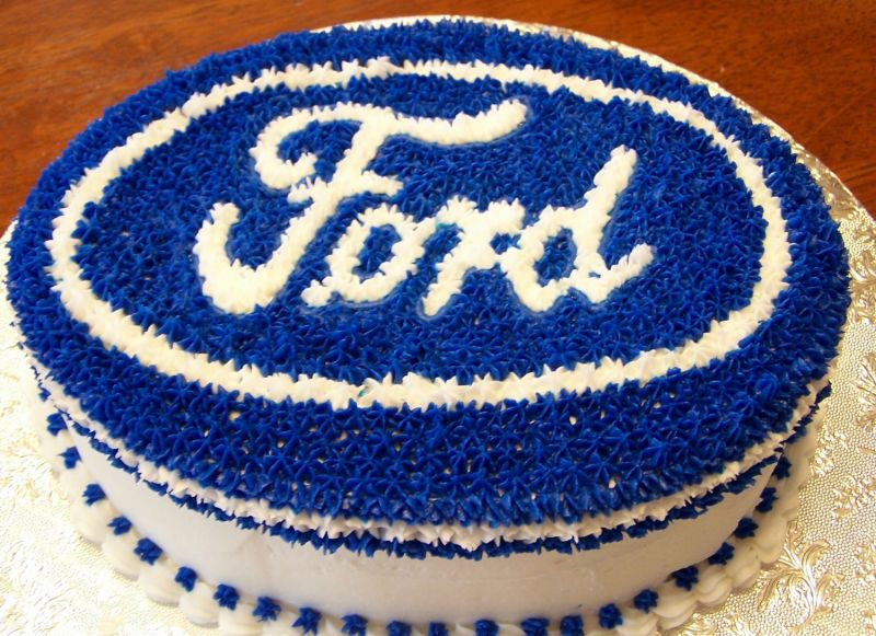 Ford Cakes On Pinterest Ford Mustangs Ford And Groom Cake