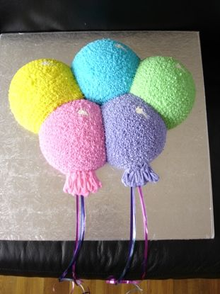 Birthday Cake And Balloons. Cake Gallery | Birthday Cakes