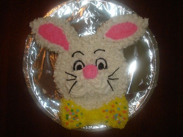 how to make easter bunny cake pops