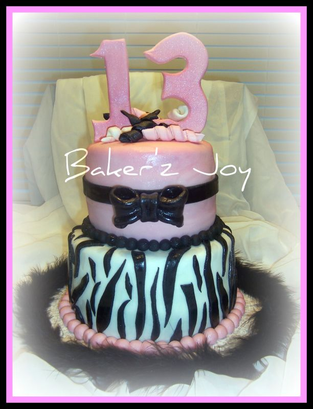 Birthday Cake Designs For 13 Year Old Boy : Seng Nduwe Ngamuk: birthday cake 13 year old
