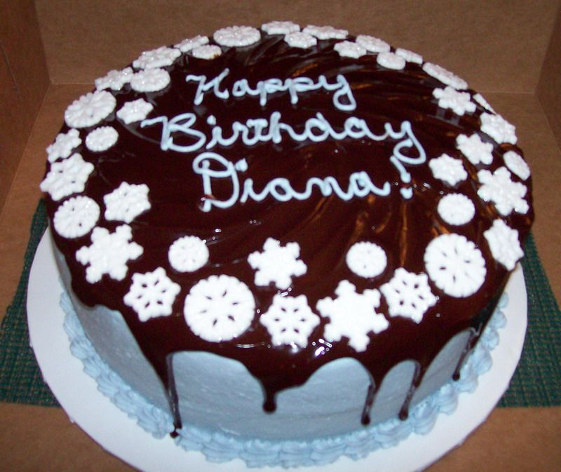 Birthday Cake Images For Diane : 800px
