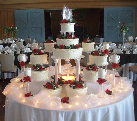 Gibson wedding cake. Uploaded By: jammjenks