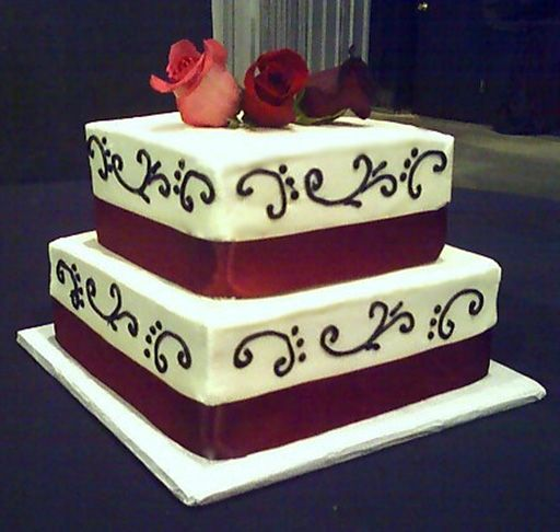 pictures of red and white wedding cakes. Cake Gallery | Wedding Cakes