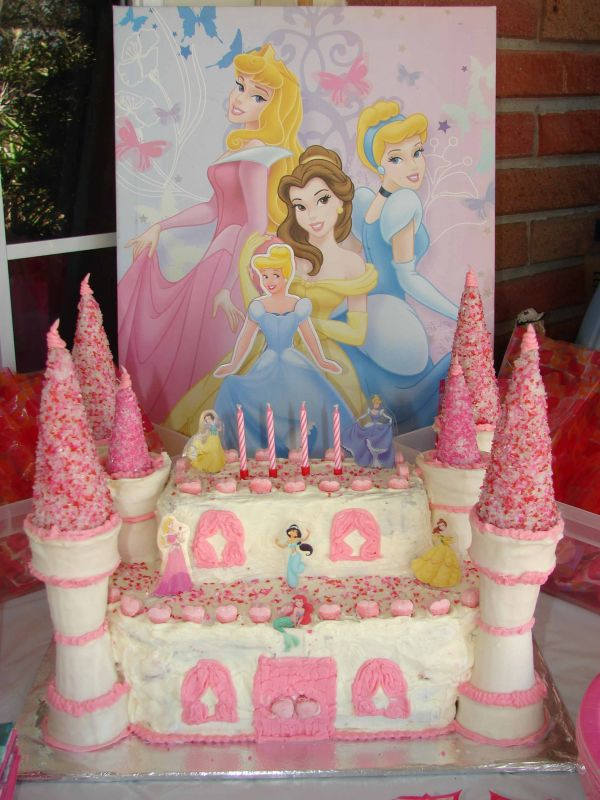 Best Princess Party Cake 2010
