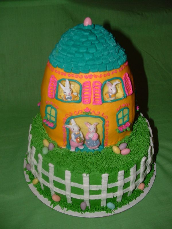 easter bunny cake pattern. easter bunny cake pan.