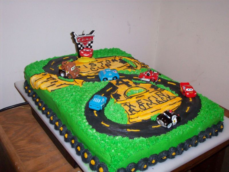 disney pixar cars cakes. Cars Disney Pixar Birthday