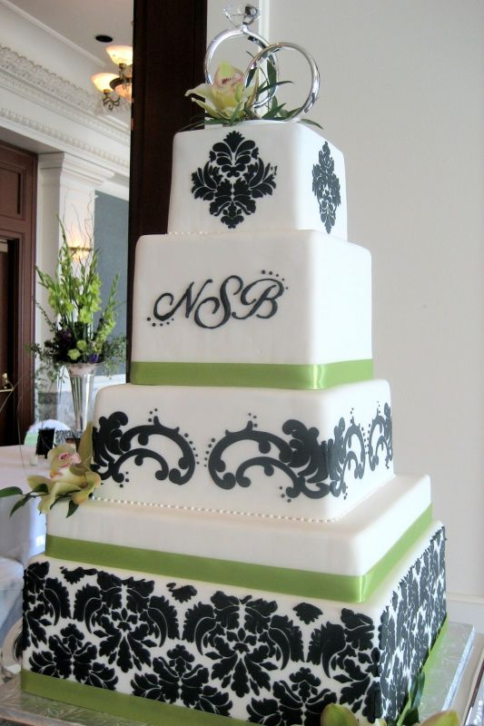 Stencils And Monogram in Royal