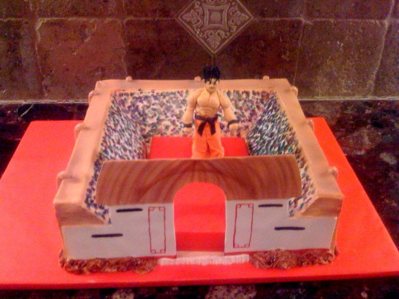 Dragon Ball Cake. Dragon Ball Z