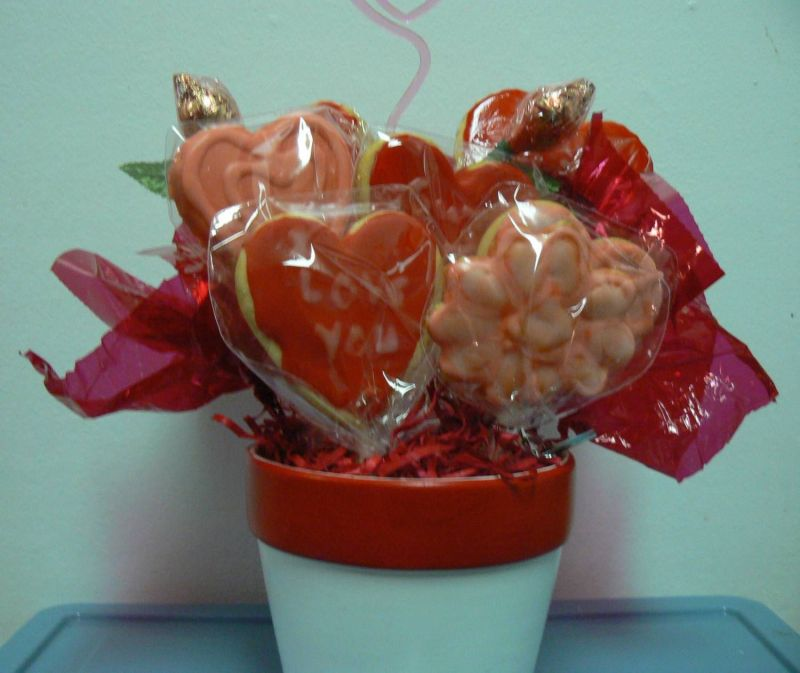 Valentine Cookie Bouquet Uploaded By: just_desserts. NFSC & Antonia74's RI.