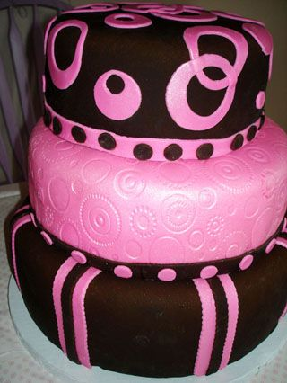Perfect Sweet 15 Birthday Cakes
