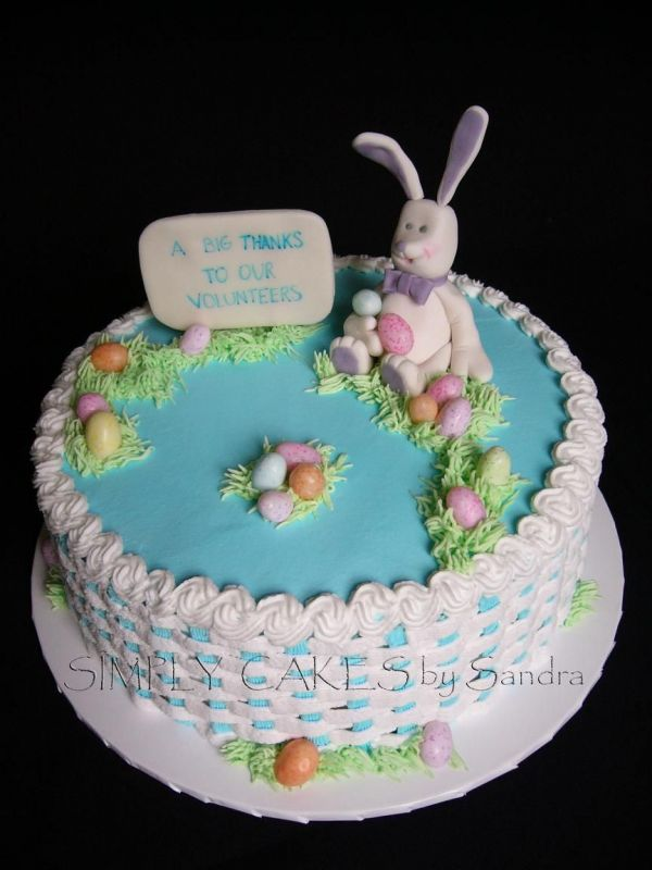 easter bunny cake pictures. Easter bunny cake
