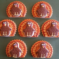 thanksgiving-turkey-cookies