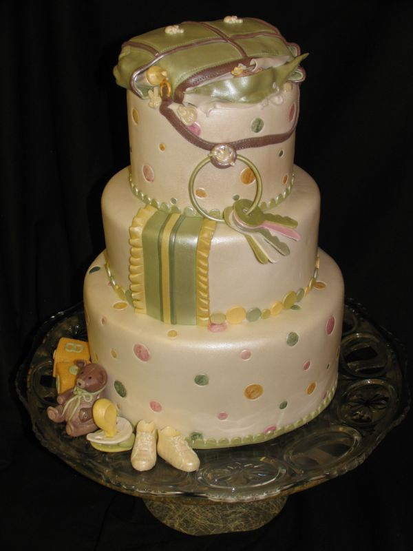 pictures of cakes for baby showers. Baby Shower Cake