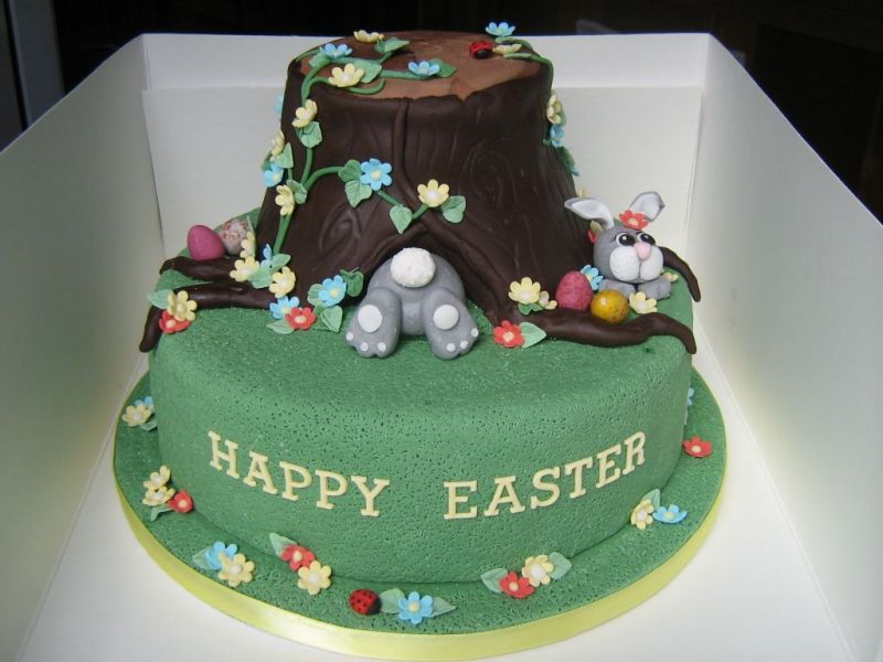 Best Easter Cake Decorating Ideas Best Cake Best Collections Cake