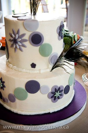 Chatty Lacey's Wedding Cake