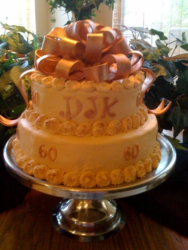 60th Birthday Uploaded By: pkinkema. Gee, men's birthday cakes are hard!