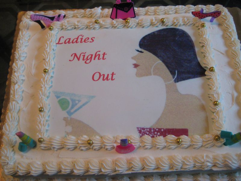 Cake Gallery | Misc | Other Cakes · « prev · next ». Girls night out party