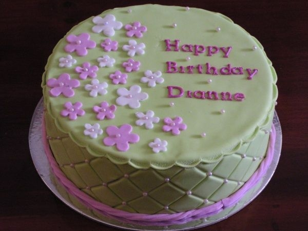Birthday Cake Images For Diane : Happy Birthday DianneS! -July 18