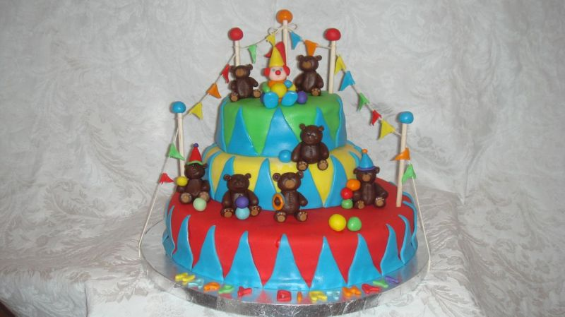 first birthday cakes for boys. Twin Boys 1st Birthday Bear