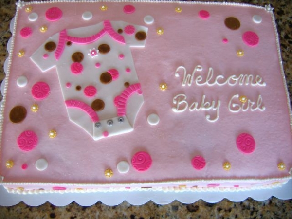 baby shower sheet cakes for girls image search results