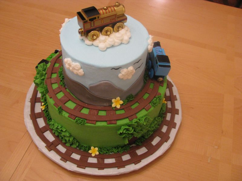 Cake Ideas For Thomas The Train Babycenter