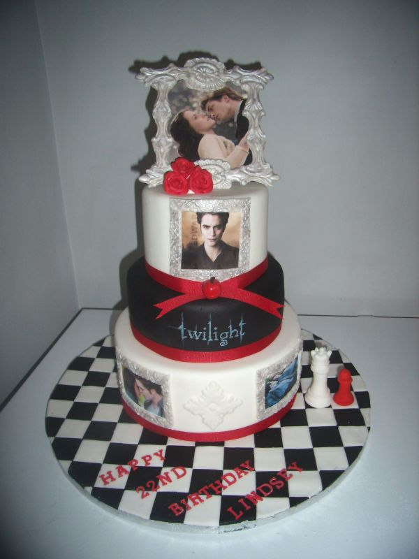 Twilight Birthday Cake | Twilight Birthday Cake Supplies | Twilight Birthday Cake Decorations 2011 | Twilight Birthday Cake Ideas