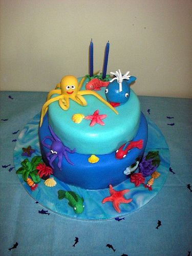 Cakes For Boys 2nd Birthday Lily39s Cake