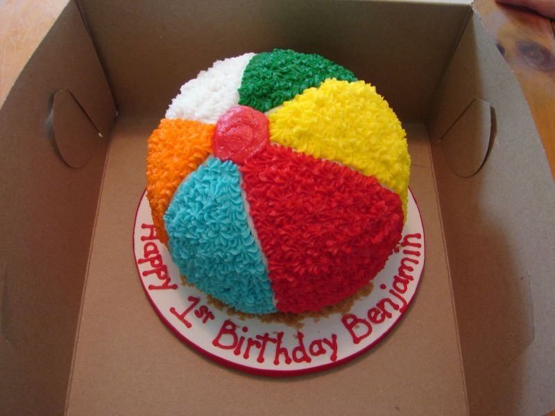 Cake Design Ball : How would I do this? - BabyCenter