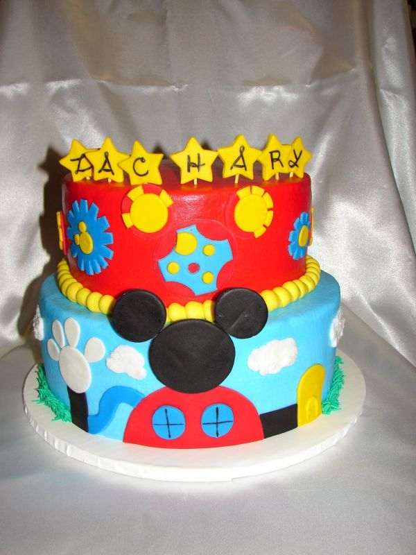 mickey mouse cake. Mickey Mouse Clubhouse