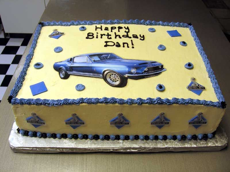 Birthday Cake Images For Daniel : Golf Happy Birthday Dan Cake Pictures to Pin on Pinterest ...