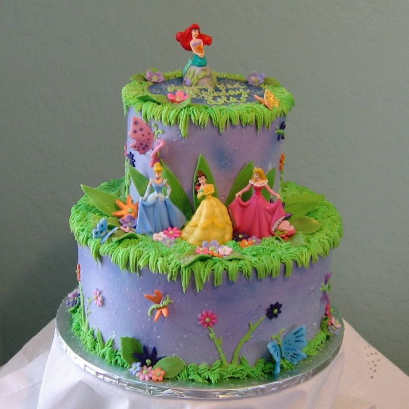 Disney Princess s Cake