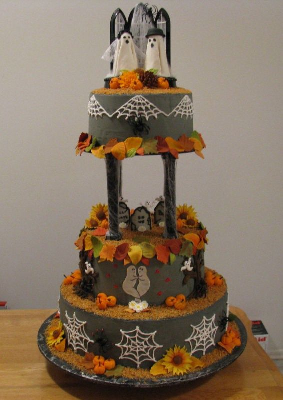 Best Halloween Wedding Cake Halloween Wedding Cake Ideas Best