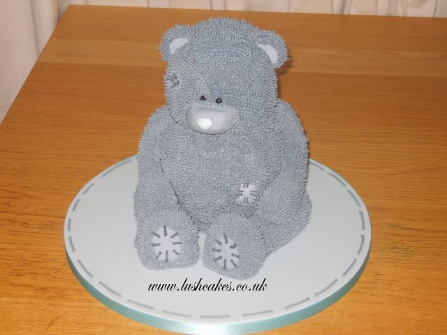 Tatty Teddy 3D Cake Uploaded By: NatalieMarie