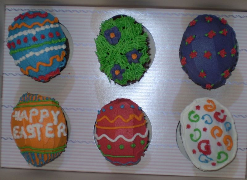 fun easter cupcakes ideas. easter cupcakes ideas. cute