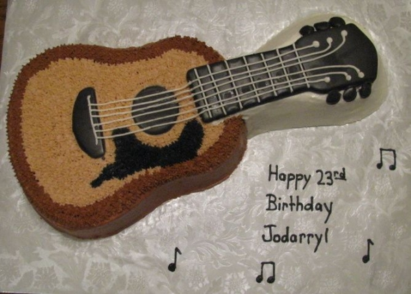 acoustic guitar cake pan image search results