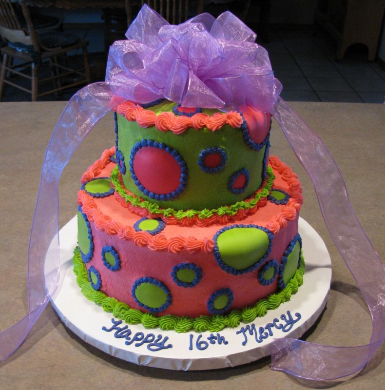 Special birthday cake recipes